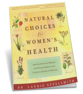 Natural Choices for Women's Health book